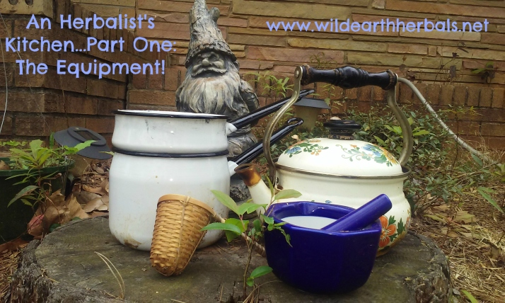 herbalist's kitchen part one