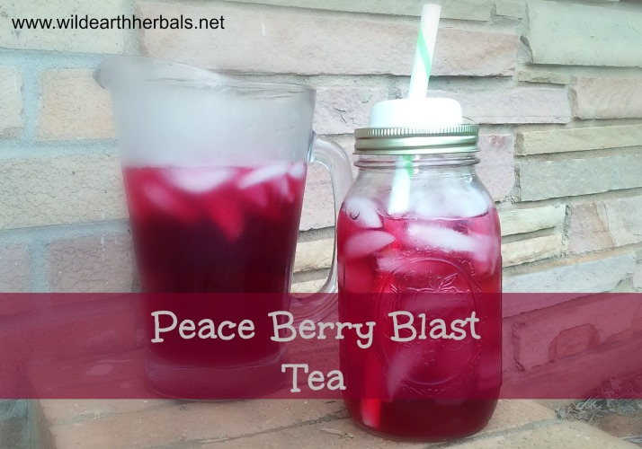 peace berry blast